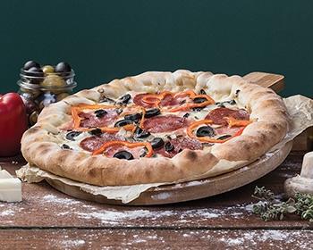 Pizza Cerchio Formaggio